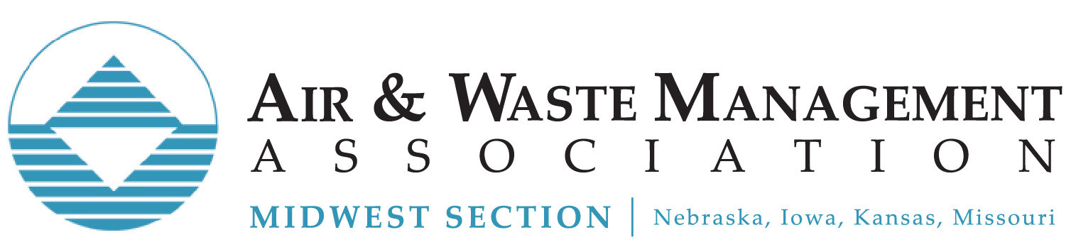 Midwest Section - Air & Waste Management Association Logo